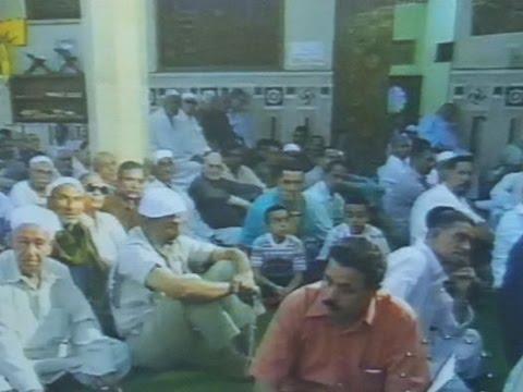 محمود صديق المنشاوى سورة الشورى قرآن الجمعة عام 2001