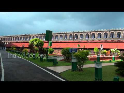 The Cellular Jail, Exterior, Andaman and...
