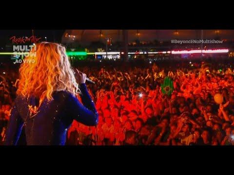 MRS. CARTER WORLD TOUR - BEYONCÉ AO VIVO NO ROCK IN RIO 2013 BRASIL