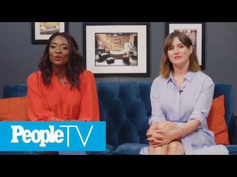 Emily Mortimer Dishes On Hugh Grant' In 'Notting Hill' | PeopleTV | Entertainment Weekly