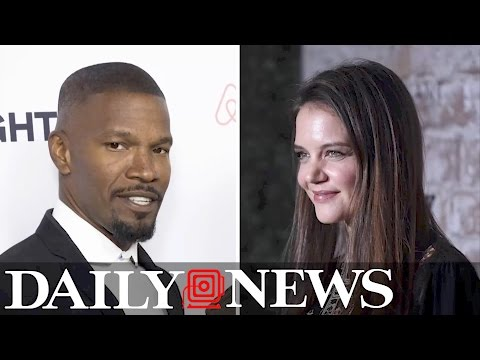Katie Holmes is tired of hiding romance with Jamie Foxx, ready to go public with relationship