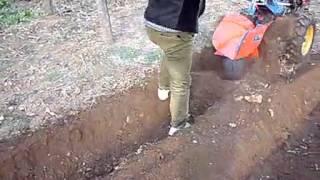 Land shaping /ridging machine/ ditching machine