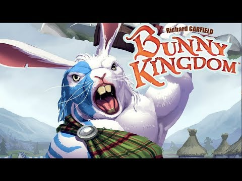 Bunny kingdom review  with Jason Peacock