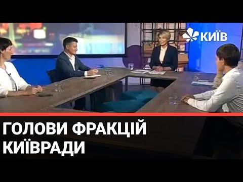 Нові карантинні заходи, вплив інфляції на бюджет Києва та ситуація з центром мікрохірургії ока