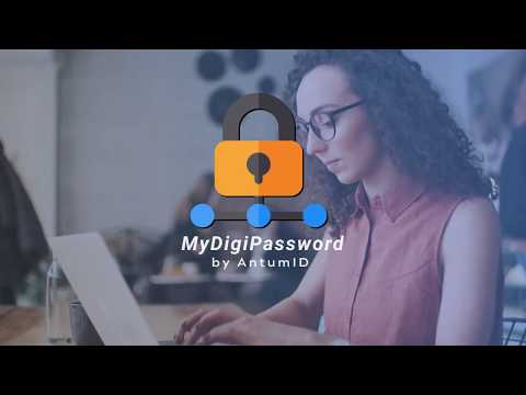Digi-ID Tech: Introducing MyDigiPassword