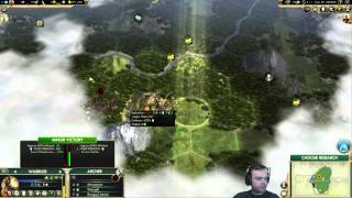 Let's Play Civilization 5 BNW 10:1 - Songhai(Askia) - Marathon
