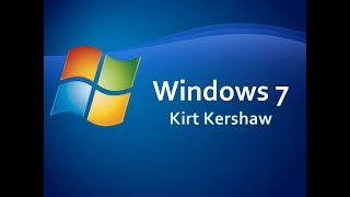 Windows 7: Basics On How To Permanently Erase & Delete All Files On Your Computer with software.