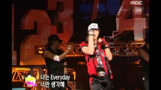 SE7EN - Passion, 세븐 - 열정, Music Camp 20040821