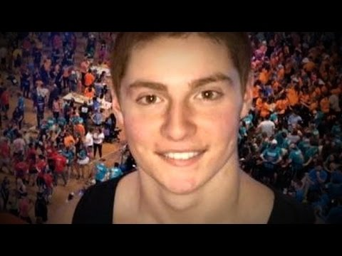 Penn State hazing death video shows pledge's final hours