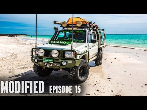 79 Series Landcruiser Dual Cab, Modified Episode 15