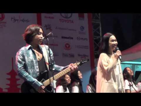 Mayumi Itsuwa ft. J-Rock - Kokoro No Tomo #JakJapanMatsuri