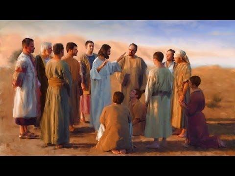 Resultado de imagem para Instruções aos Discípulos