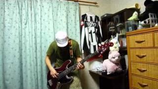 【けいおん!!】青春Vibrationをベースで弾いてみた。【秋山澪】 秋山澪 検索動画 18