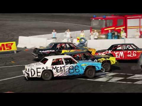 ❗ Wreckfest ❗ - Big Valley Speedway - PS4