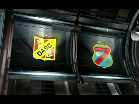 Deportivo Anzoátegui 1 - 3 Arsenal de Sarandí Copa Libertadores 2014