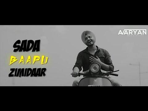 DJ Aaryan  Bapu Zimidar Remix   Jassi Gill
