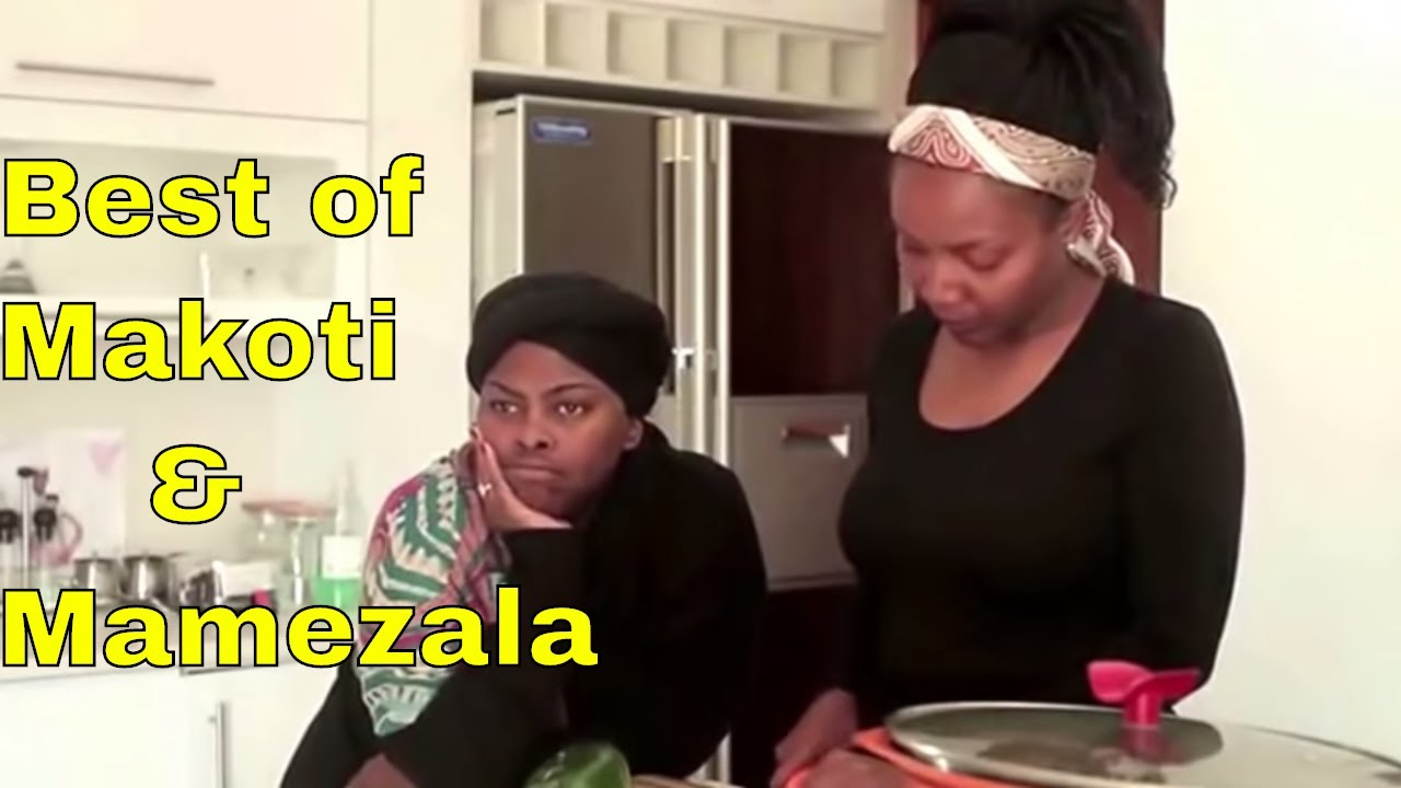 Download Best Of Dawn Thandeka King & Thenjiwe    Makoti and Mamezala   Zulu Comedy   Thenjiwe Comedy Skits