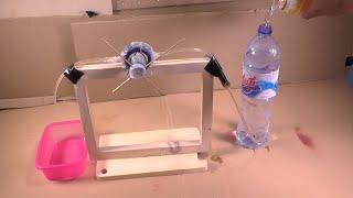 Membuat Pompa Air Manual Sederhana