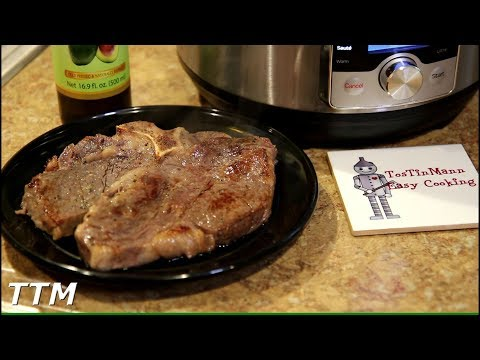 Instant Pot Ultra T-Bone