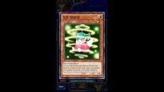 Yugioh Duel Links - I make D.D Sprite Special Deck!