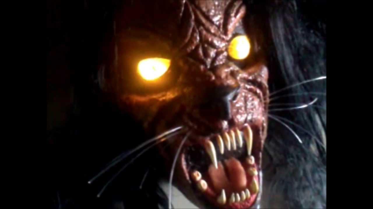 Michael Jackson WereWolf Mask & Michael Jackson WereWolf Mask - YouTube