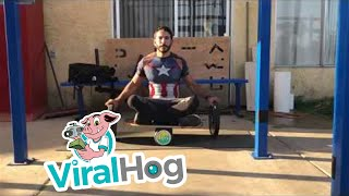 The Art of Balance Training || ViralHog