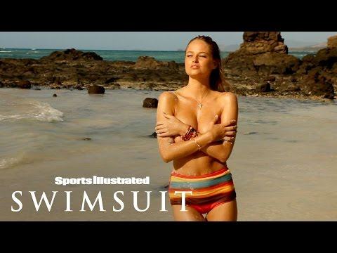 Genevieve Morton Gets Her Golden, Wild Moment In Fiji | Uncovered | Sports Illustrated Swimsuit