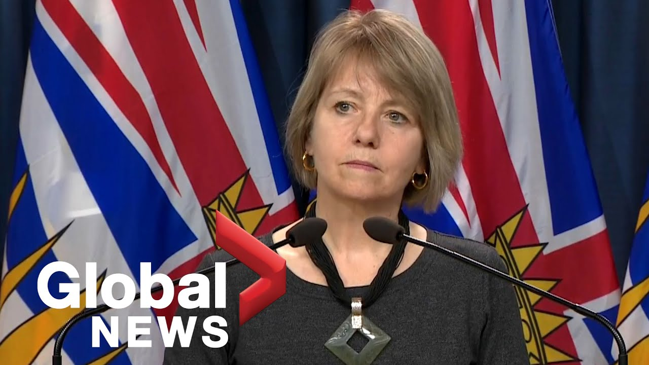 Coronavirus outbreak: B.C. says slight drop in COVID-19 hospitalizations is encouraging | FULL