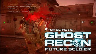 "Ghost Recon: Future Soldier - Multiplayer #39 ""Facing the HVT Squad"""