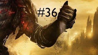 Dark Souls 3 - #36 - Gameplay 100% - La Cattedrale delle Profondità vista dall'alto