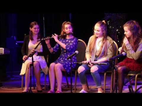 The Center for Irish Music Advanced Youth Ensemble