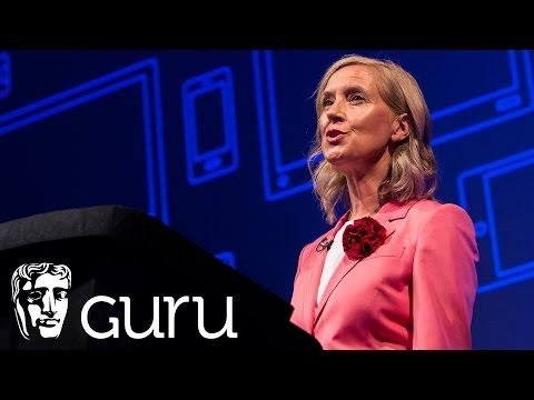Liz Warner | BAFTA Television Lecture