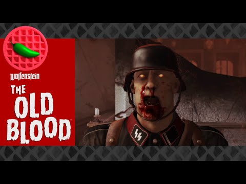 Undead Nazi BBQ: The Old Blood (Part #14) (1080p 60fps PC gameplay)