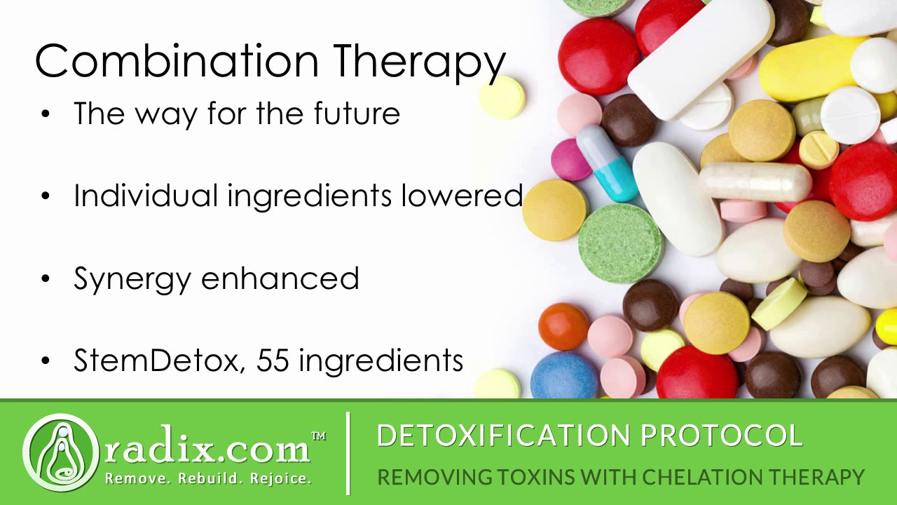 Detoxification Protocol - The Global Leader in Overnight Chelation