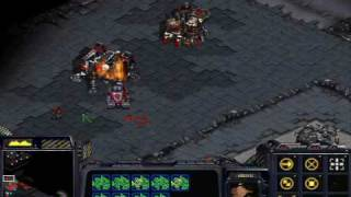 Starcraft - Terran Mission 10: The Hammer Falls + Ending