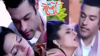Ashok Tries To Rape Ishita In The Bedroom | Ye Hai Mohabbatein