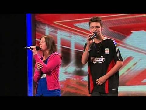 The X Factor 2009 - Combined Effort - Auditions 3 (itv.com/xfactor)