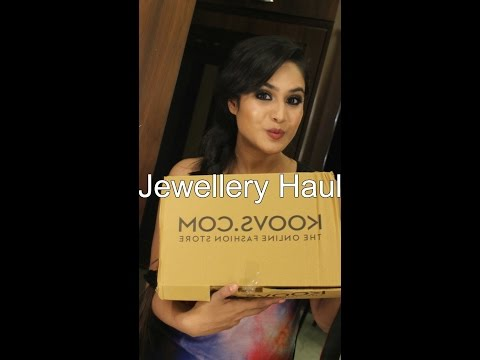 koovs,westside,forever21 jewellery haul