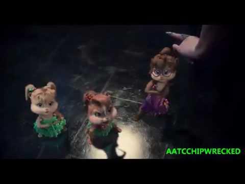 Элвин и бурундуки клип