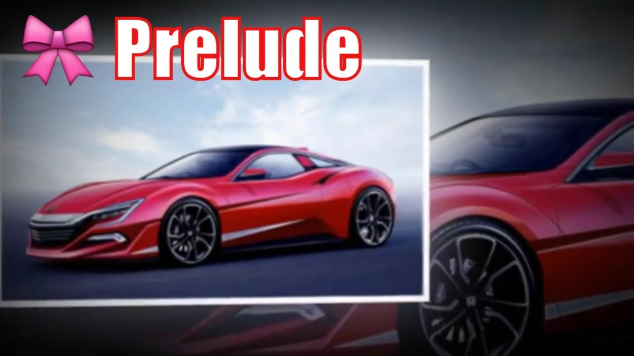 2020 Honda Prelude Redesign and Review