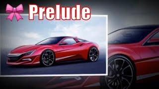 2019 Honda Prelude