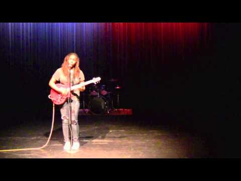 """Little Ginkgo"" – Mayda cover by Evelyn Speers. Creative Arts Secondary School."