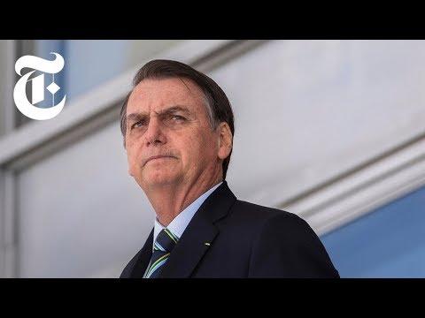How Brazil's Jair Bolsonaro Mirrors President Trump | NYT News