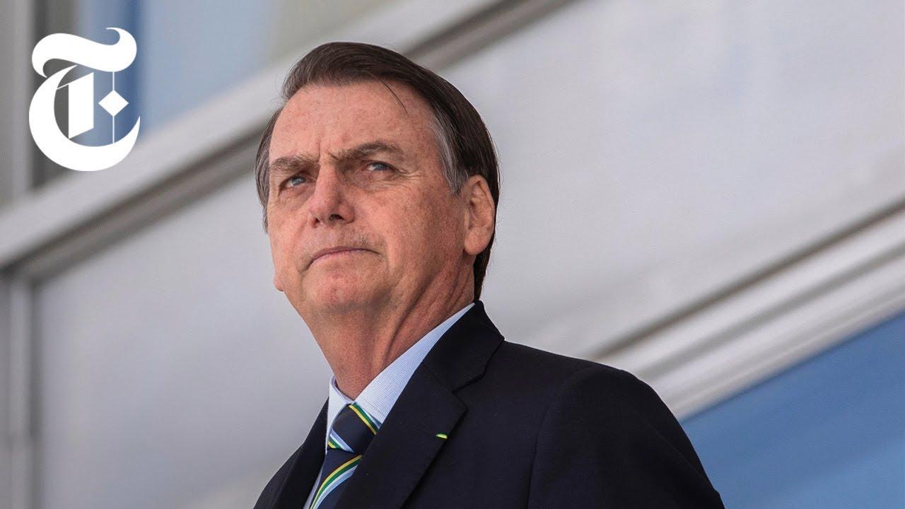 How Brazil S Jair Bolsonaro Mirrors President Trump Nyt