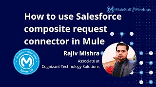 How to use Salesforce composite request connector in Mule - Toronto Virtual MuleSoft Meetup #6