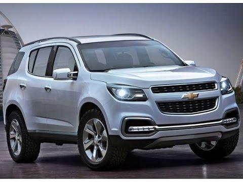 2015 Chevy Trailblazer >> Chevrolet Trailblazer Suv 2015 Model Overview Youtube