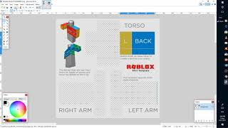 How to make your own ROBLOX Shirt on ROBLOX (Without PhotoShop)