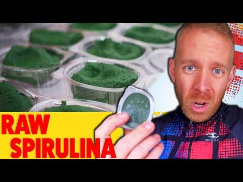 My Honest Experience With Raw Spirulina (with Blind Taste Test)