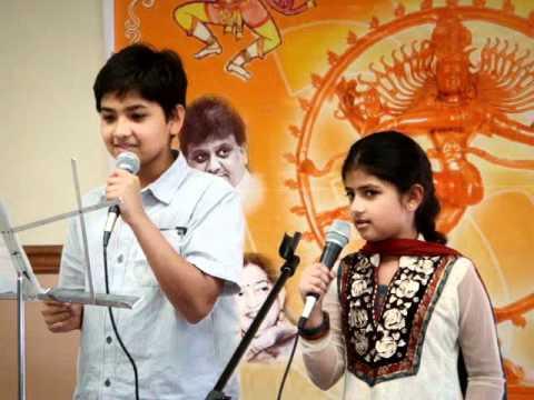 Panchadara Bomma Song by Ritu and Ruhi