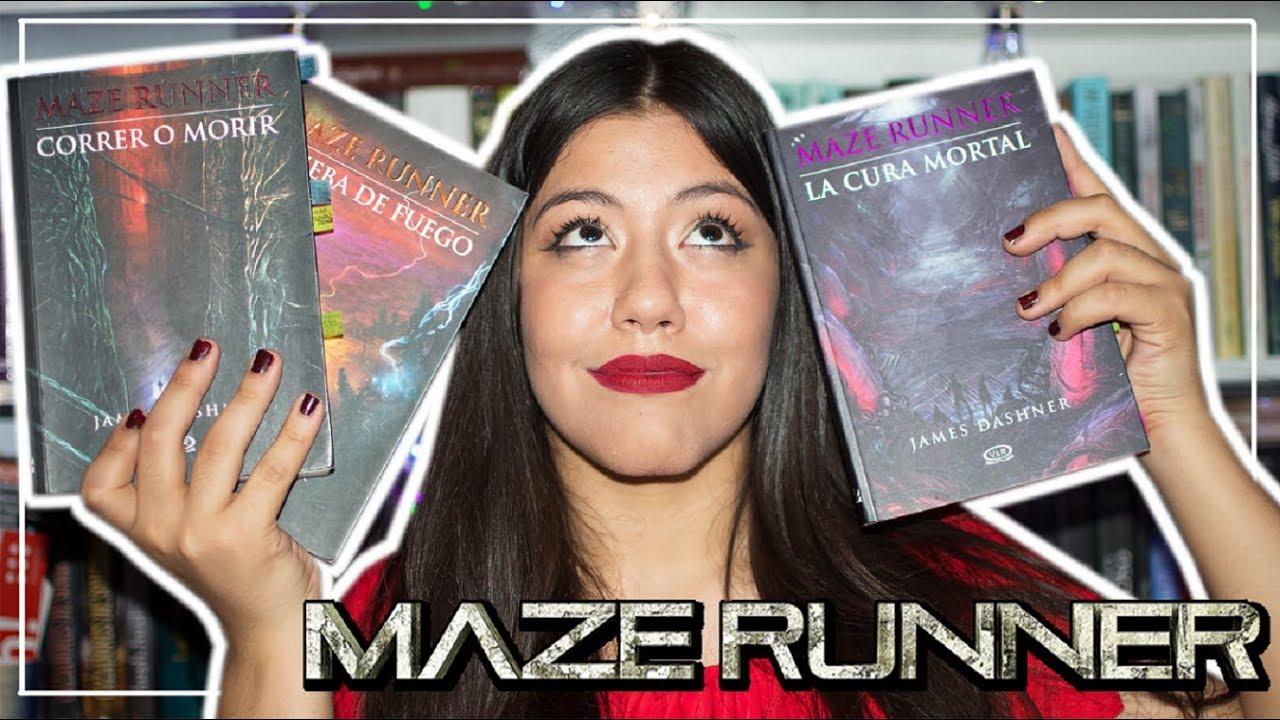 Download MAZE RUNNER : SAGA - James Dashner | Reseña | #DÍA7 |Melanie Sanz.